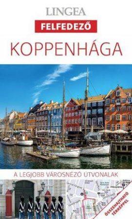 Koppenhága, magyar nyelvű útikönyv - Lingea Felfedező
