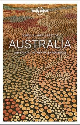 Best of Australia, guidebook in English - Lonely Planet