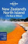 New Zealand's North Island, guidebook in English - Lonely Planet
