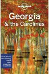 Georgia & the Carolinas, guidebook in English - Lonely Planet