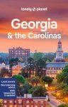 Georgia, Észak- és Dél-Karolina, angol nyelvű útikönyv - Lonely Planet