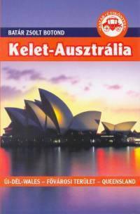 Eastern Australia, guidebook in Hungarian - Batár