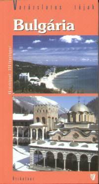 Bulgaria, guidebook in Hungarian - Hibernia