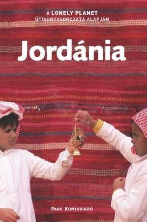 Jordánia útikönyv - Lonely Planet