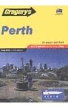 Perth és környéke térkép - Gregory's