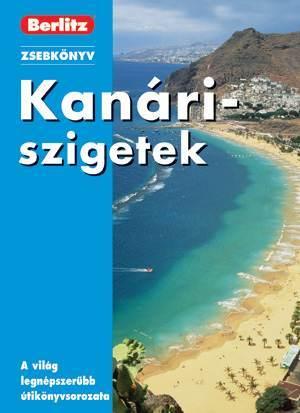 Kanári-szigetek zsebkönyv - Berlitz