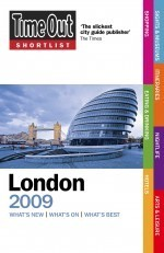London Shortlist 2009 - Time Out
