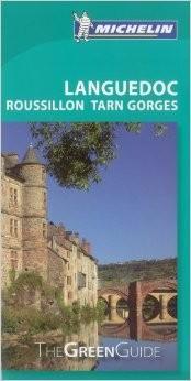 Languedoc, Roussillon, Tarn-szurdokok útikönyv - Michelin Green Guide