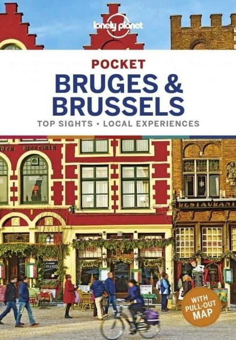Brugge és Brüsszel zsebkalauz - Lonely Planet