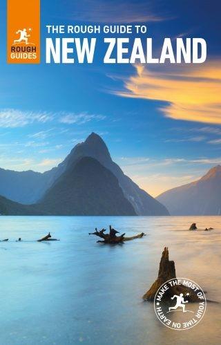 Új-Zéland - Rough Guide