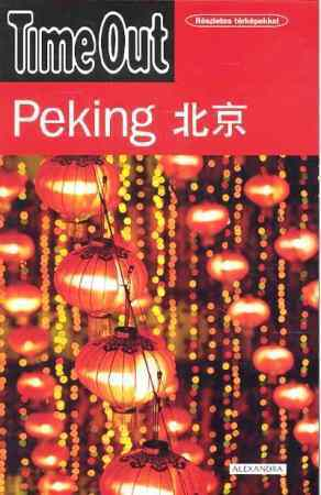 Peking útikönyv - Time Out