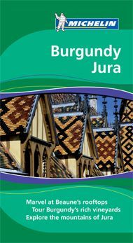 Burgundy - Jura Green Guide - Michelin