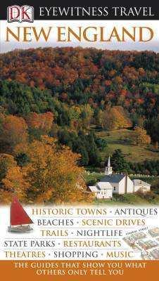 New England Eyewitness Travel Guide
