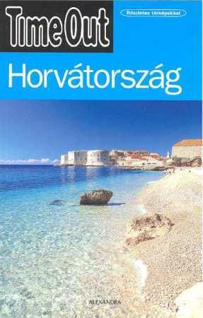 Horvátország útikönyv - Time Out