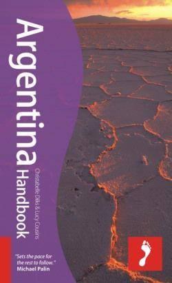 Argentína - Footprint
