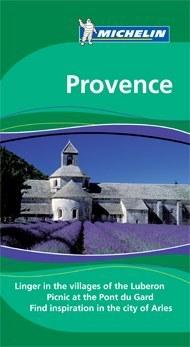Provance Green Guide - Michelin