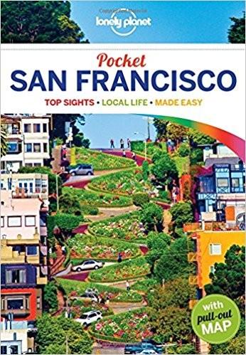 San Francisco zsebkalauz - Lonely Planet