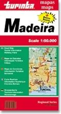 Madeira térkép - Turinta