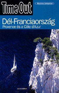 Dél-Franciaország útikönyv - Time Out