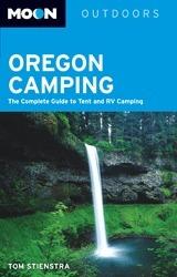 Oregon Camping - Moon