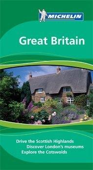 Great Britain Green Guide - Michelin