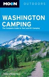 Washington Camping - Moon