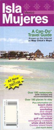 Isla Mujeres térkép - Can-do