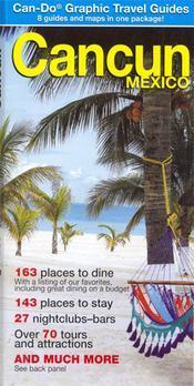 Cancun térkép - Can-Do