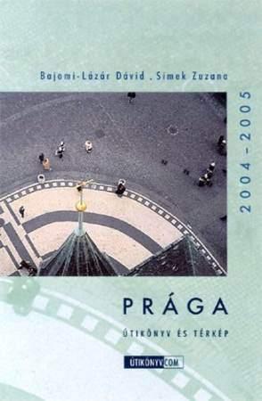 Prága - Útikönyv.com