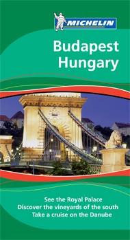 Budapest, Magyarország - Michelin Green Guides