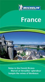 France Green Guide - Michelin