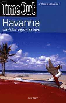 Havanna és Kuba legszebb tájai útikönyv - Time Out
