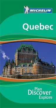 Quebec Green Guide - Michelin