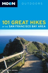 101 Great Hikes Of The San Francisco Bay Area - Moon