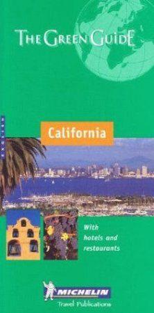 California Green Guide - Michelin