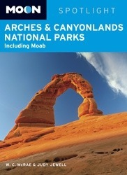 Arches and Canyonlands National Parks - Moon