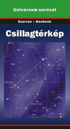 Csillagtérkép - Szarvas & Geobook