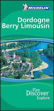 Dordogne Berry Limousin Green Guide - Michelin