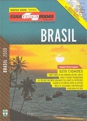 Brazília térkép - State Road Maps