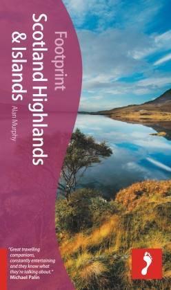 Scotland Highlands & Islands - Footprint