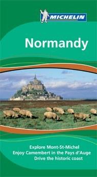 Normandy Green Guide - Michelin