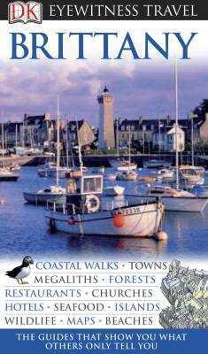 Brittany Eyewitness Travel Guide