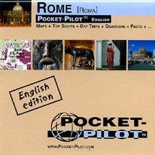 Róma térkép - Pocket-Pilot