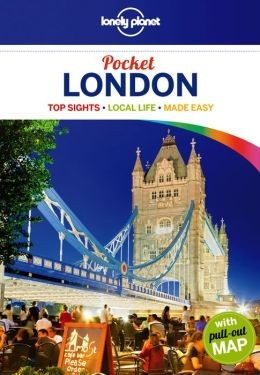 London zsebkalauz - Lonely Planet