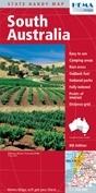 South Australia térkép - Hema