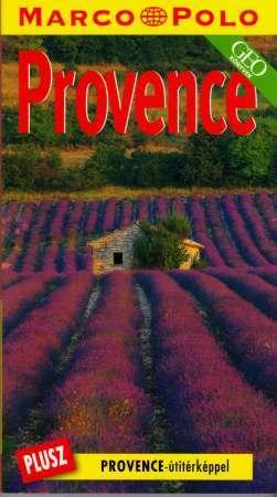 Provence útikönyv - Marco Polo