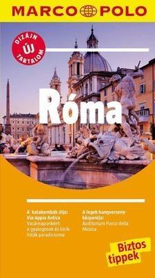 Róma útikönyv - Marco Polo
