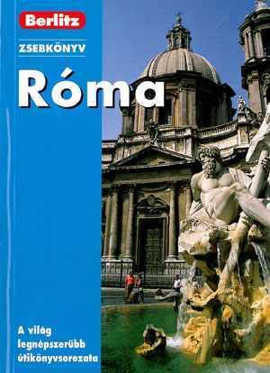 Róma zsebkönyv - Berlitz