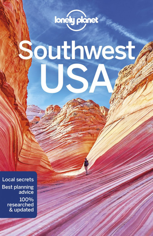 Délnyugat-USA - Lonely Planet