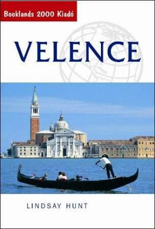 Velence útikönyv - Booklands 2000